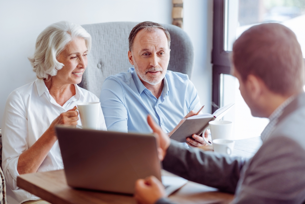 Work with your financial advisor