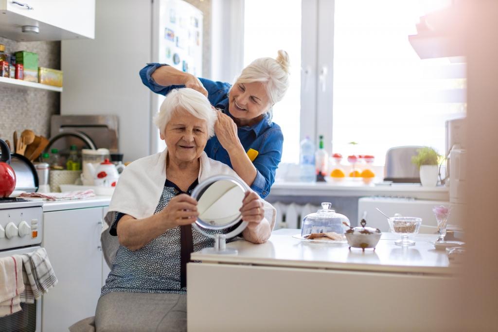 Guardianship of aging parents